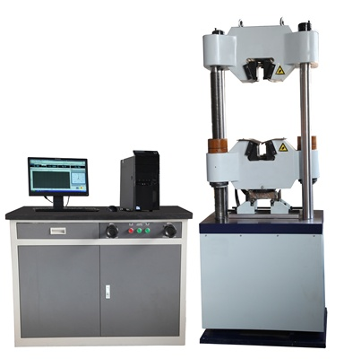 WEW-100B Computer Screen Hydraulic Universal Testing Machine