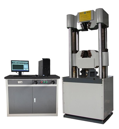 WEW-2000B Computer Screen Hydraulic Universal Testing Machine