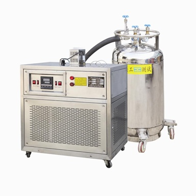 CDW-100Y Pendulum Impact Testing Low-temperature Chamber(Low-temperature tank)