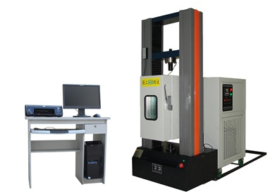 CMT-10D Computer Control Tensile Tester with High Low Temperature Test Chamber
