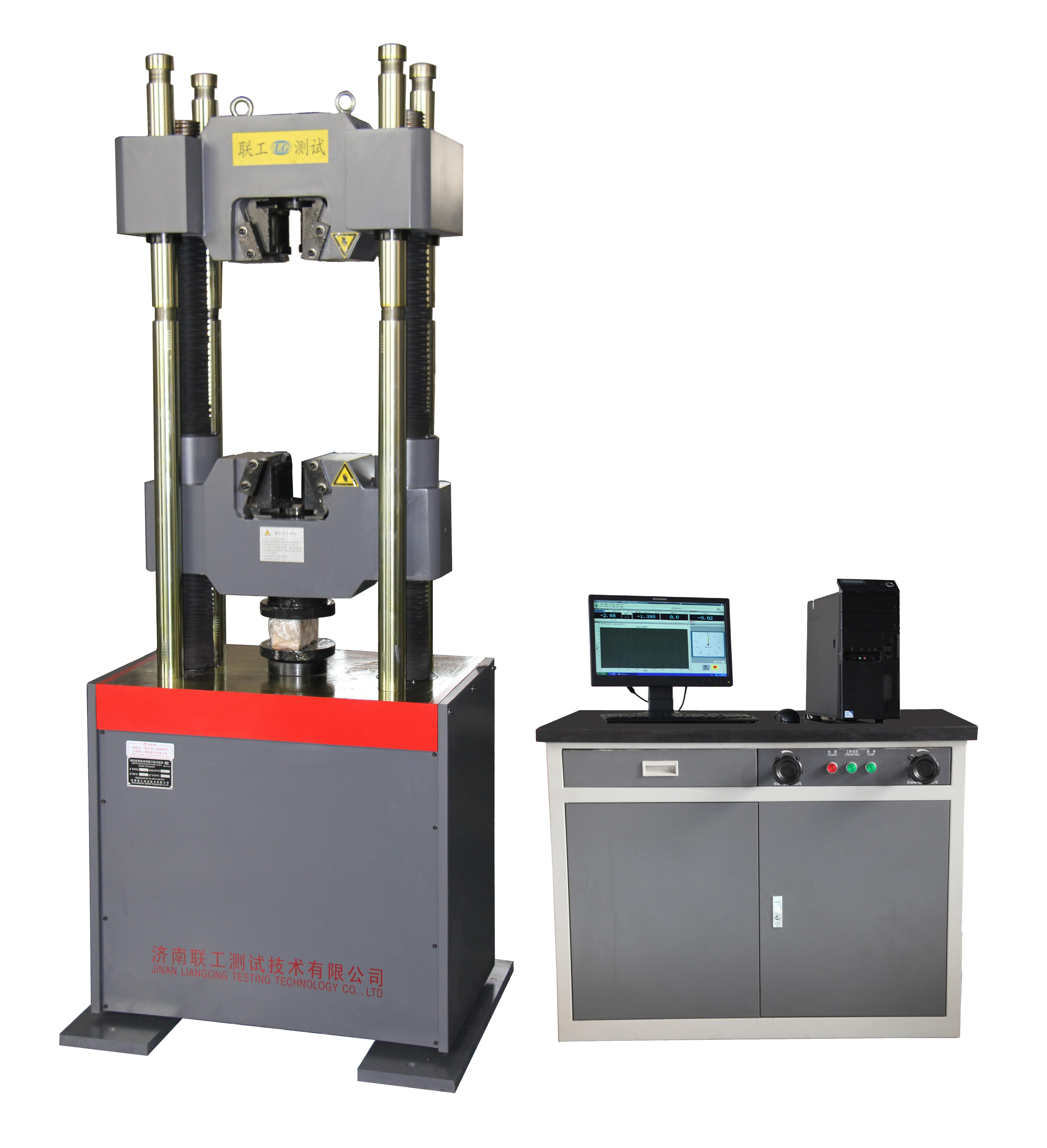 WEW-1000B Series of Computer Screen Hydraulic Universal Testing Machine(Six Column)